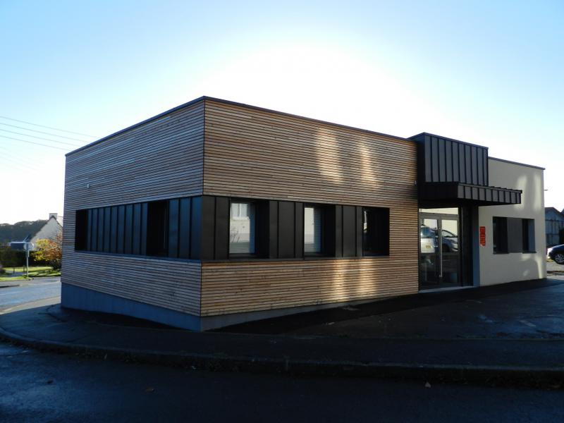 Construction et extension des locaux d 39 entreprise et des for Plan de batiment industriel